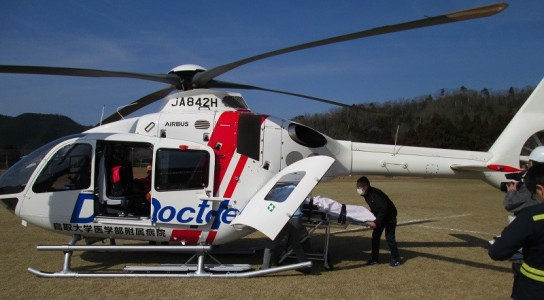 ドクター ヘリ 機種
