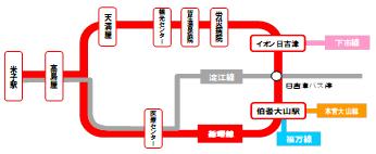 鳥取県西部地域公共交通網形成計画