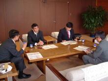2007年4月26日(木)/知事のペー...