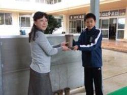 青谷小学校(鳥取市)スクールス...
